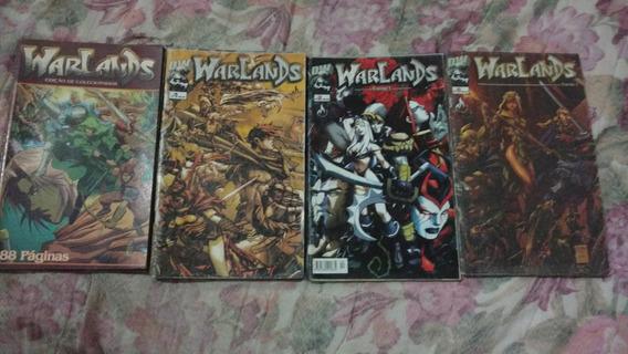 Warlands - Saga Completa