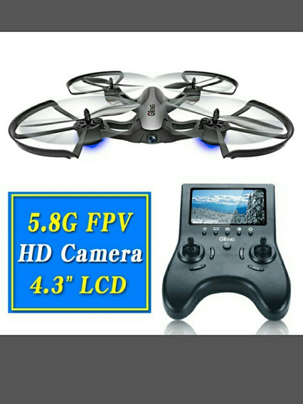 Professional Drone Quadcopter With Camera Hd Remote Control