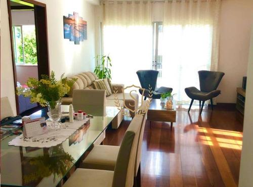 Imagem 1 de 16 de Cobertura Com 3 Dormitórios À Venda, 156 M² Por R$ 600.000,00 - Vale Do Paraíso - Teresópolis/rj - Co0027