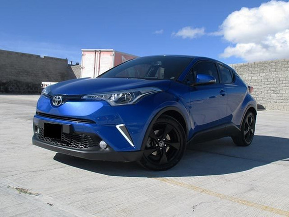 Toyota Ch-r At 2018 Azul