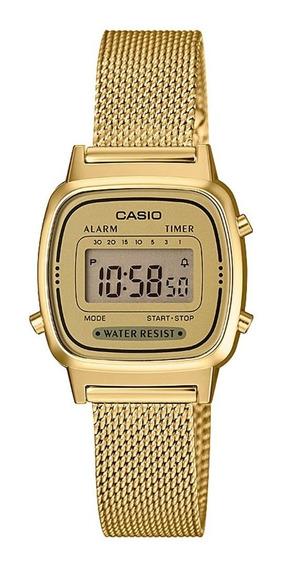 Reloj Casio La-670wemy-9d Mujer Envio Gratis