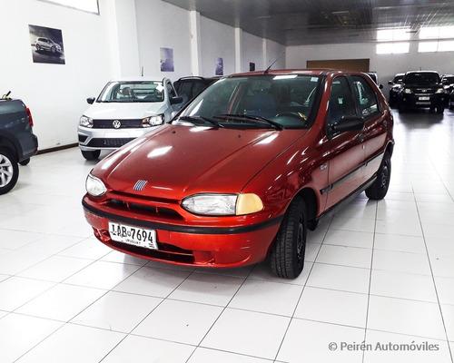 Fiat Palio 1.3 El Nafta 2000 Rojo - Ref:1447