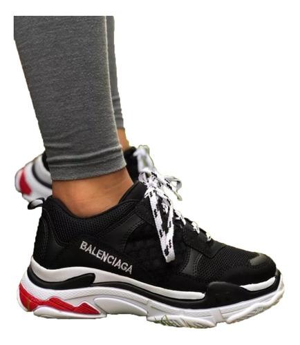 Tenis Deportivos De Mujer Zapatos Balenciaga De Moda Damas