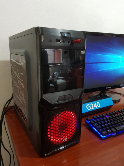 Pc Gamer Core I5 4440, R7 265 2gb Gddr5, 16gb Ram, Hd500g