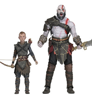 Neca - Pennywise - God Of War - Kratos - Funko Pop - Jason