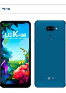 Celular Lg 40k