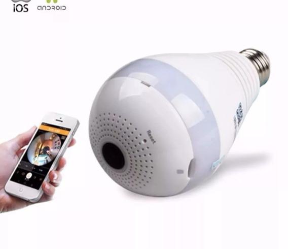 Camera Lâmpada Espiã