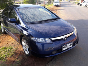 #honda Civic 1.8 2007 160000 Km Impecable Estado