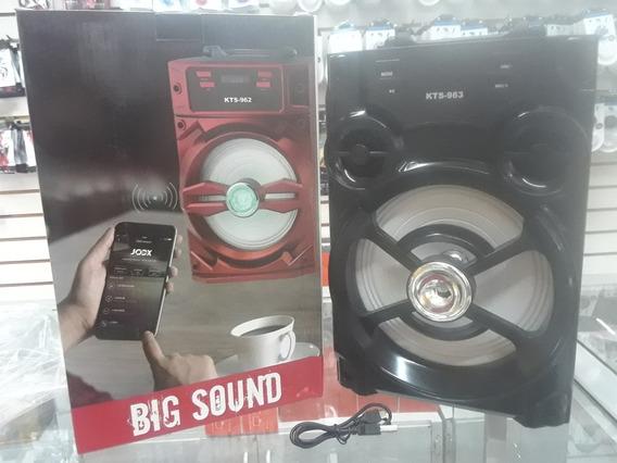 Cornetas Bluetooth Portatil Inalambricas Sonido Con Luces