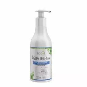 Água Thermal Revitalizadora Eccos 300ml + Brinde