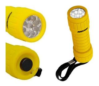 Lanterna Led Rayovac Amarela
