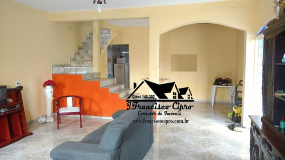 Casa A Venda No Bairro Parque Do Sol Em Guaratinguetá - Sp. - Cs096-1