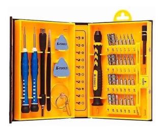 Kit Ferramentas 36 Pçs Precisão Celular Tablets Manutenção