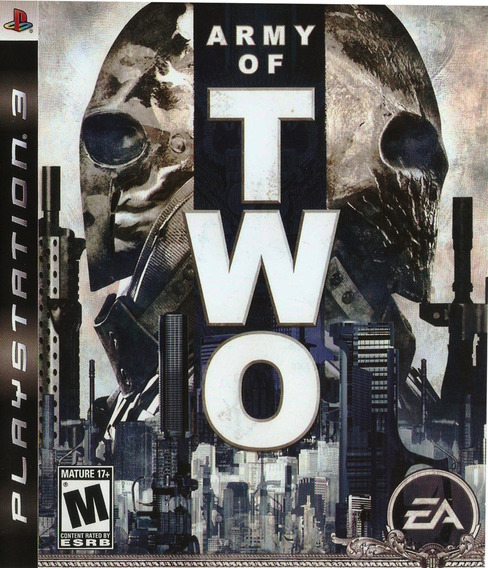 Army Of Two Seminovo Oferta! Loja Física!