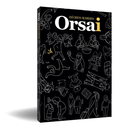 Revista Orsai «anécdotas Mejoradas» (edición 10 Aniversario)