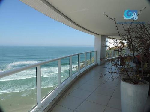 Imagem 1 de 30 de Apartamento A Venda Com Vista Para O Mar - Praia Da Enseada - Guarujá - Ap4688