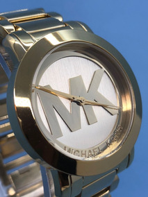 Relógio Feminino Michael Kors Dourado Mk3206 Pulso Original