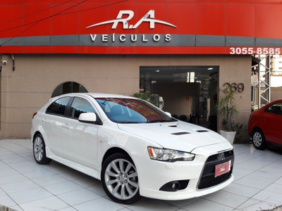 Lancer 2.0 Sportback Ralliart 4x4 16v Turbo Intercooler G...