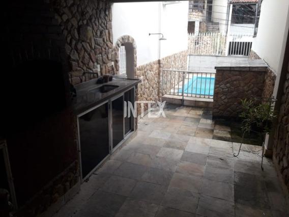Excelente Casa Com Piscina Para Alugar Dentro De Condomínio No Fonseca - Ca00172 - 34301375