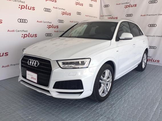 Audi Q3 Sline 1.4hp 150hp 2018