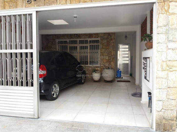 Sobrado Com 2 Dormitórios À Venda, 127 M² Por R$ 465.000 - Vila Pires - Santo André/sp - So1935