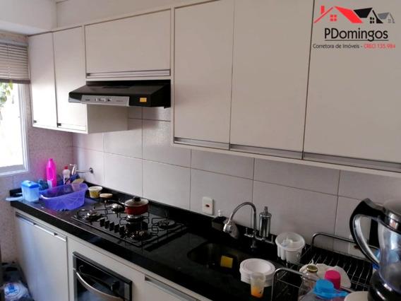 Apartamento ( Térreo ) À Venda No Condomínio Residencial Splendidum ( Viver Sumaré ) Em Nova Veneza, Sumaré - Sp!!! - Ap00294 - 34479061