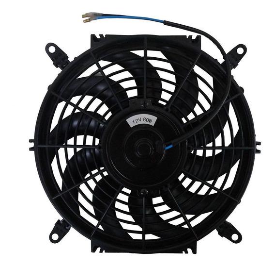 Eletro Ventilador Ventoinha 12 Polegadas Universal Soprante