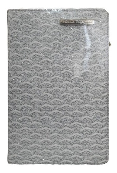 Bíblia Sagrada Prata - Letra Hipergigante + Capa Protetora