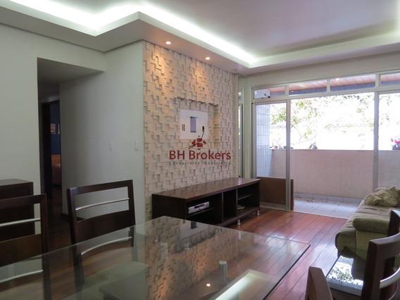 Oportunidade 3 Quartos, 2 Vagas, Lazer ! Próximo Do Minas Shopping - 13209