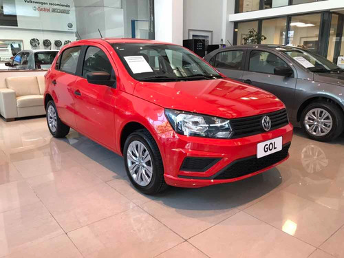 Volkswagen Gol 2021 1.6 Trendline 101cv