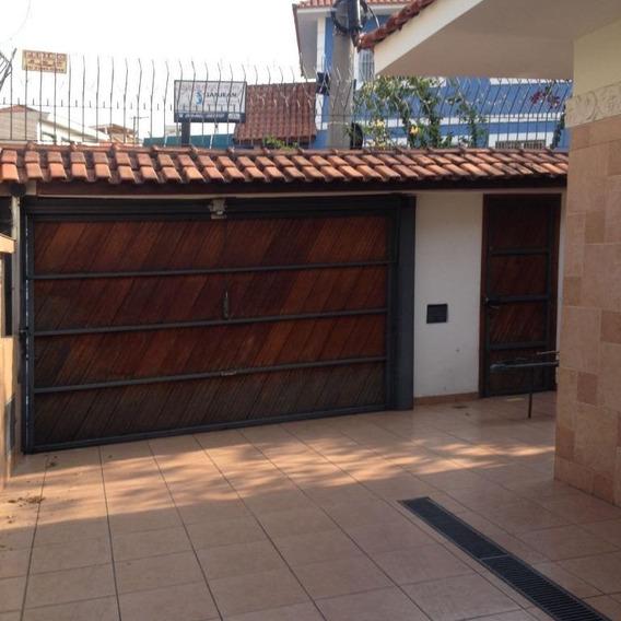 Casa Residencial Para Locação, Vila Gustavo, São Paulo. - Ca0147