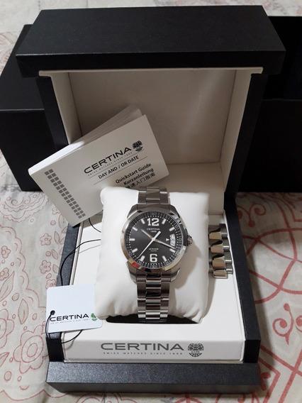 Relógio Certina Ds Rookie C.016.410.11.057.00