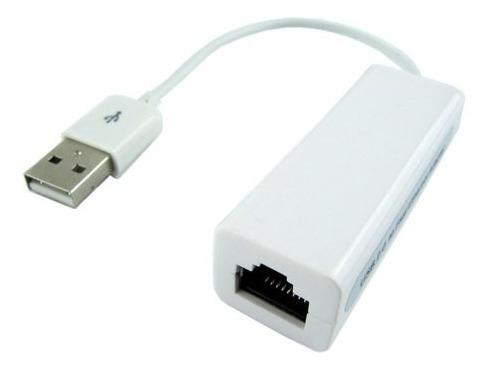 Adaptador Usb 2.0 A Ethernet Rj45 Windows Ios Linux