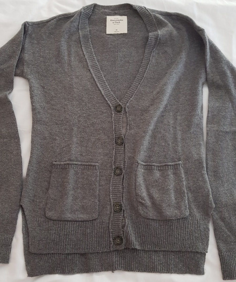 Saco Abercrombie & Fitch - Talle Xs