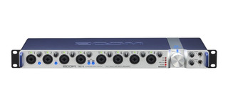 Placa Audio Zoom Tac-8 Thunderbolt Audio Placa ®