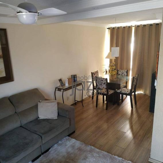 Casa Com 2 Dormitórios À Venda, 64 M² Por R$ 275.600,00 - Villa Flora Hortolandia - Hortolândia/sp - Ca7268