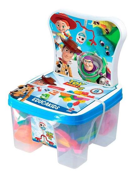 Cadeira Infantil Educakids Toy Story - Lider