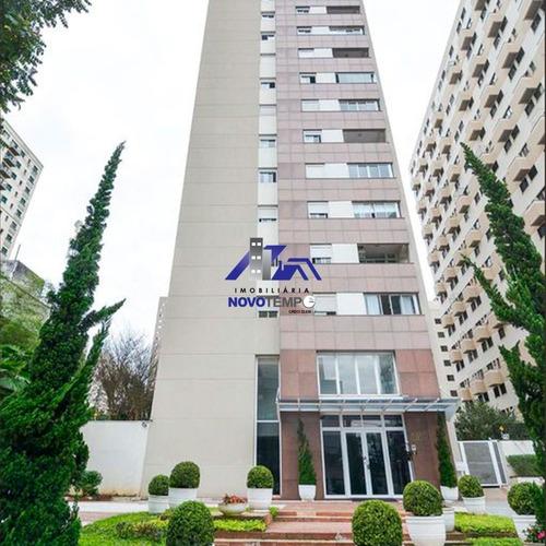 Apartamento Para Locação Em Alphaville, 2 Dorm E 2 Vagas - Alameda Grajau - Ap00608 - 68501043