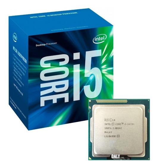 Processador Intel Core I5 3470s 2.9ghz Lga 1155 3º Geração