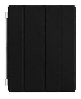 Apple iPad 2 Smart Cover Em Couro Preto Mc947bz