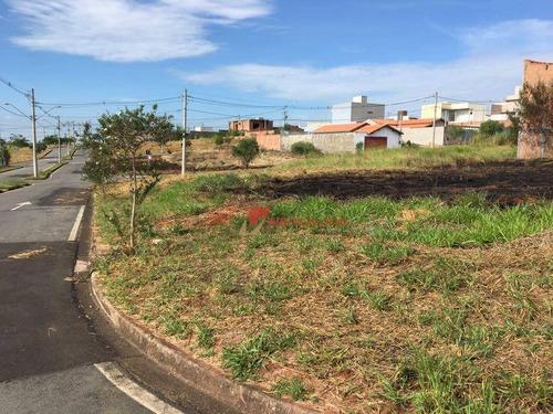 Terreno Residencial À Venda, Residencial Alto Da Boa Vista, Piracicaba. - Te0434