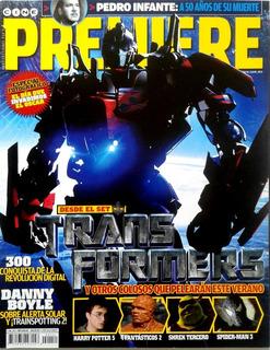 Cine Premiere Transformers Pedro Infante Viggo Gerardo Harry
