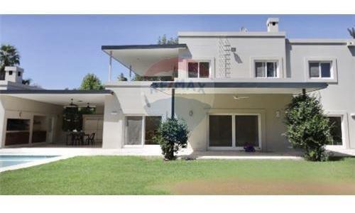 Casa En Venta Barrio Cerrado River Oaks