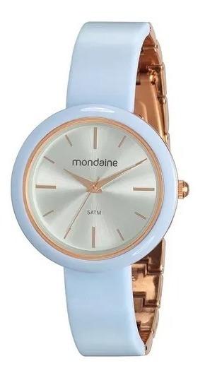 Relógio Mondaine Feminino Resina Analógico Bracelete
