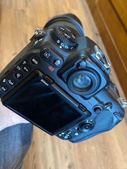 Câmera Nikon D500 + Lente 18-35mm