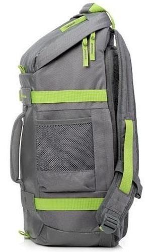 Mochila Hp Odyssey Backpack P/ Notebook 15.6 + Frete Grátis