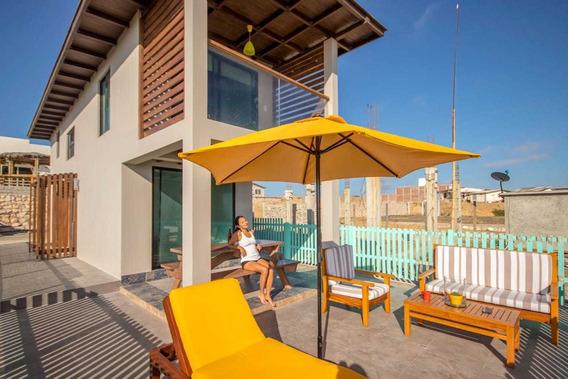 Casa De Playa En Engabao A 30m Del Mar