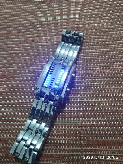 Relógio Binário, Semi Novo