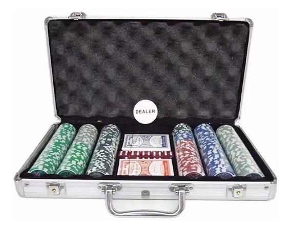 Fichero Poker Juego 300 Numeradas Profesional 11.5