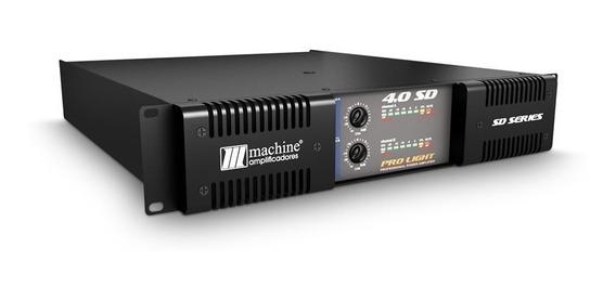 Amplificador Machine Sd 4.0